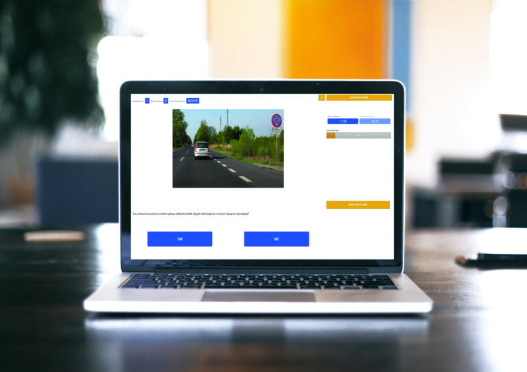 prawo jazdy testy za darmo 2019